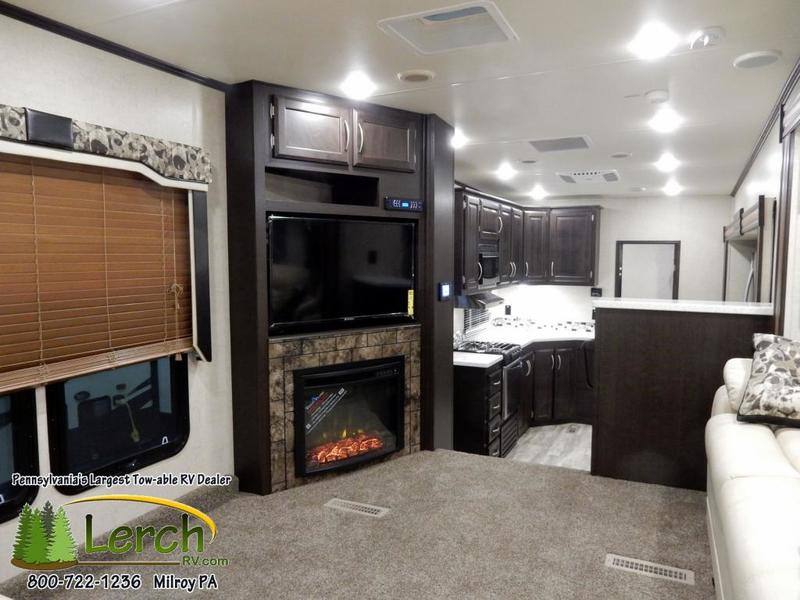 2017 Durango D340flt 5th Wheel Rv For Sale Front Living Room Auto Leveling Lerch Rv Sales And